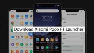 Poco Launcher For All Redmi Devices
