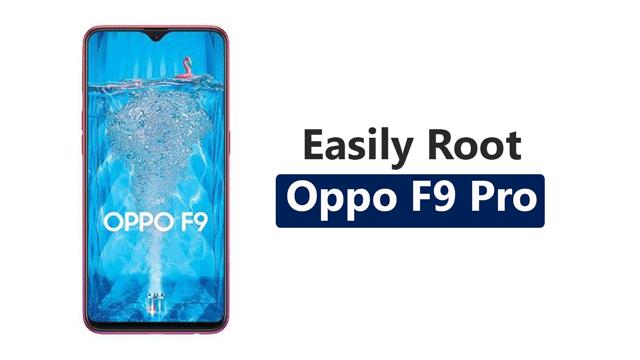 Root Oppo F9 Pro