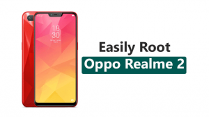 Root Oppo Realme 2 Without PC