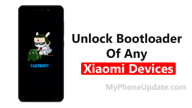 Unlock Bootloader Of Any Xiaomi Devices