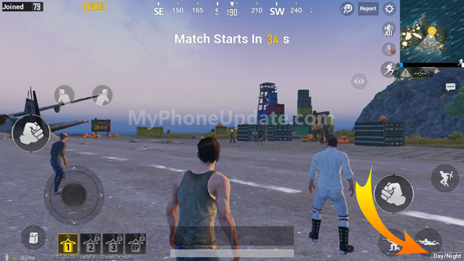How To Enable Night Mode On PUBG