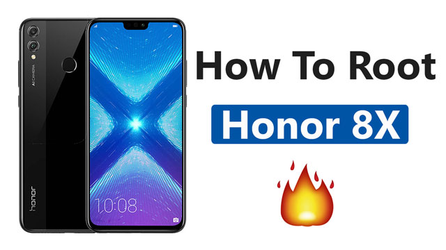 Root Honor 8X