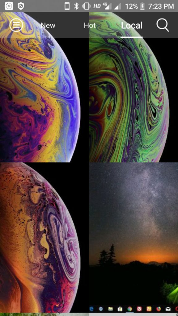 iPhone XS Wallpapers