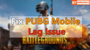 Fix PUBG Mobile Lag Issue