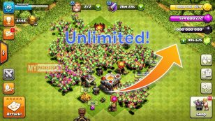 Download Clash of Clans Mod APK 2020 (Unlimited Troops/Gems)