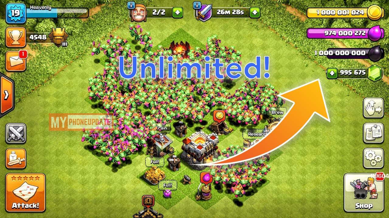 Clash of Clans Mod Apk