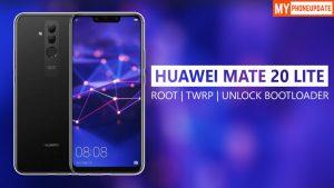 Root Huawei Mate 20 Lite