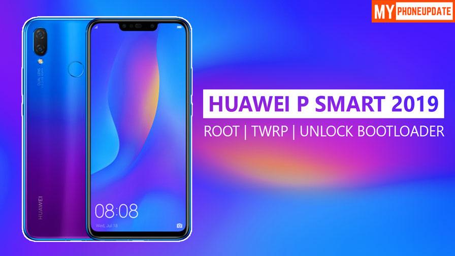Root Huawei P Smart 2019
