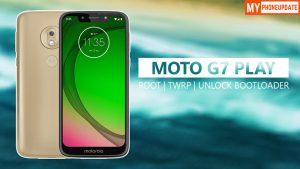 How To Root Motorola Moto G7 Play