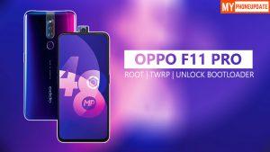 Root Oppo F11 Pro
