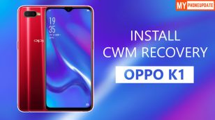 How To Install CWM Recovery On Oppo K1
