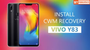 How To Install CWM Recovery On VIVO Y83