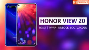 How To Root Honor View 20