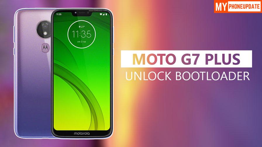 Unlock Bootloader Of Motorola Moto G7 Power