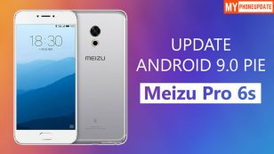 How To Update Meizu Pro 6s To Android 9.0 P
