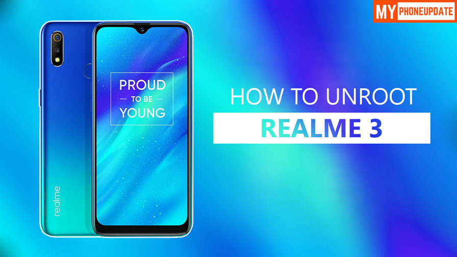 How To Unroot Realme 3