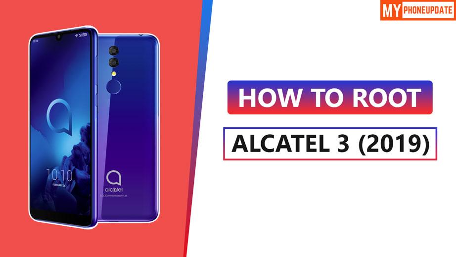Root Alcatel 3 2019