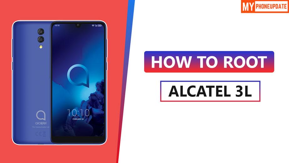 Root Alcatel 3L 2019