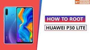 Root Huawei P30 lite