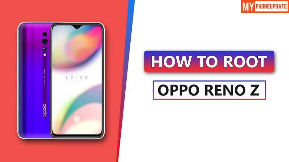 Root Oppo Reno Z