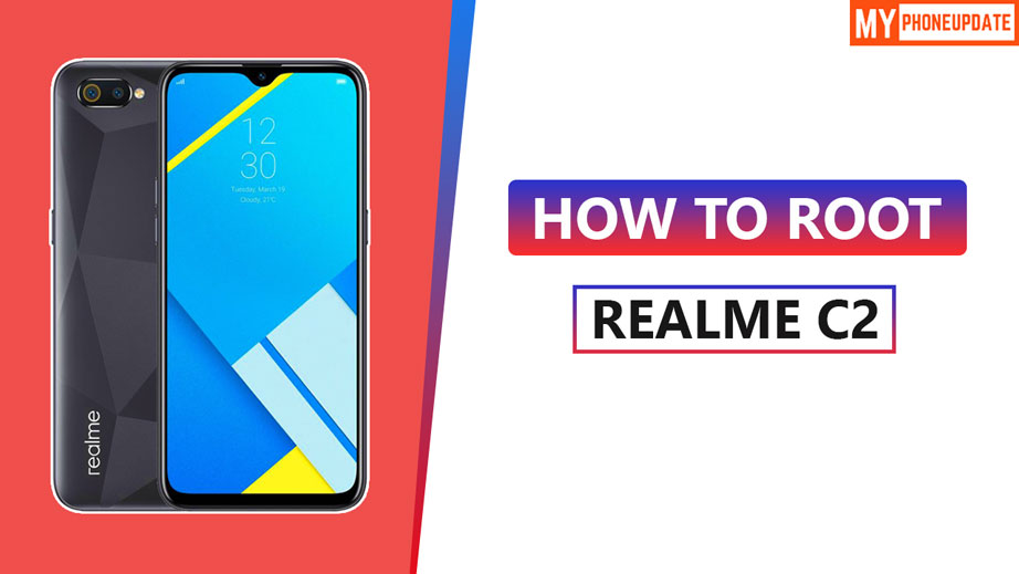Root Realme C2