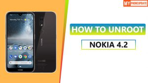How To Unroot Nokia 4.2