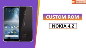 Install Custom ROM On Nokia 4.2