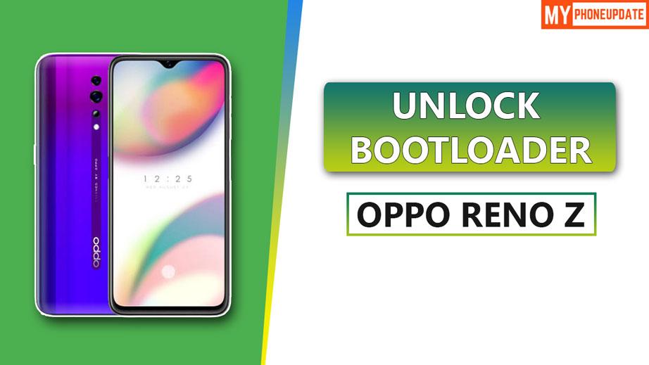 Unlock Bootloader Of Oppo Reno Z