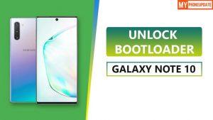 Unlock Bootloader On Samsung Galaxy Note 10