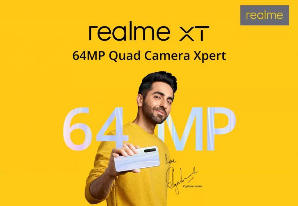 Realme XT GCam