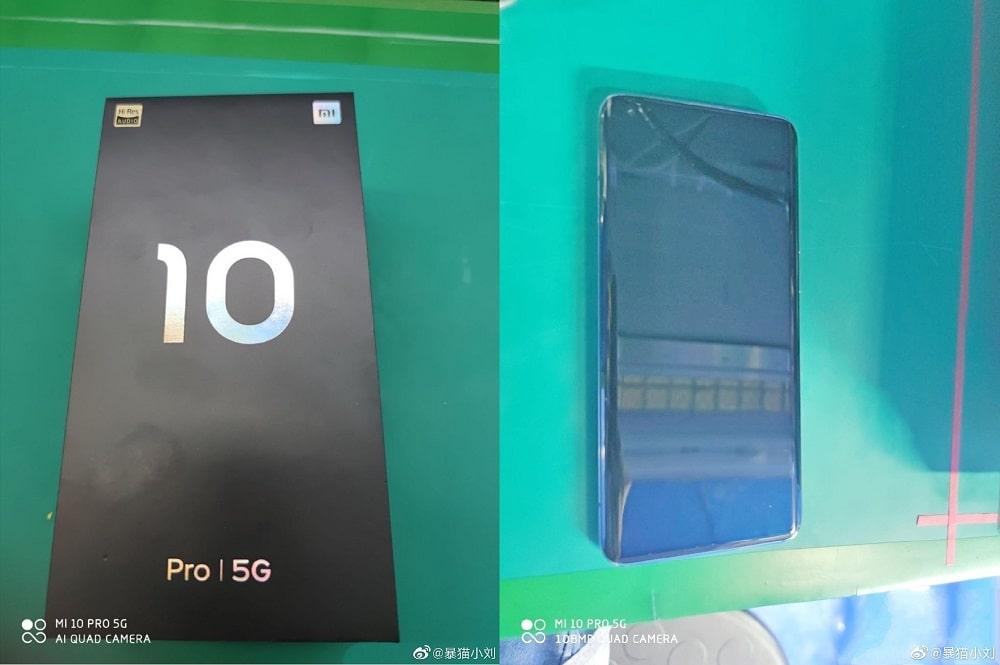 Xiaomi Mi 10 Pro 5G First Look