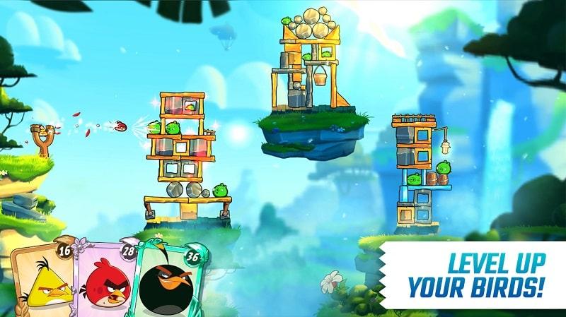 Angry Birds 2 Mod APK S2