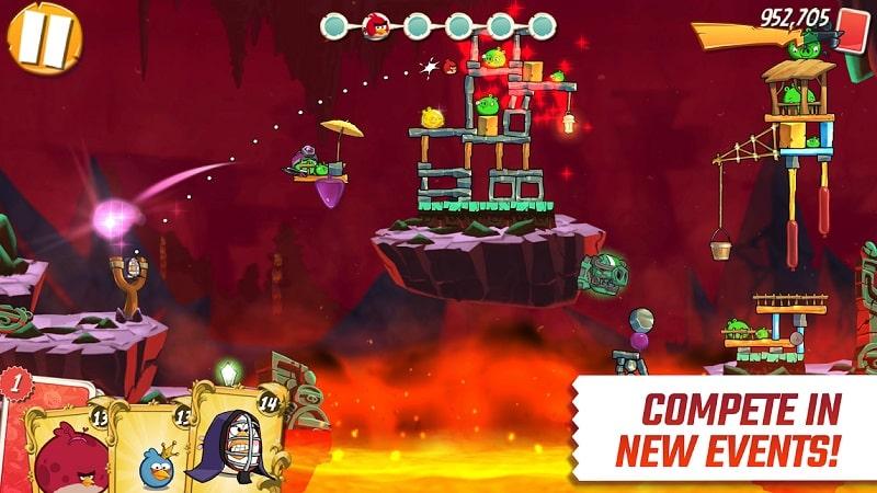 Angry Birds 2 Mod APK S3