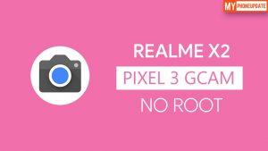 Install Google Camera On Realme X2