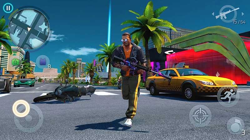 Gangstar Vegas Mod S2