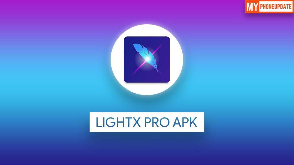 LightX Pro APK