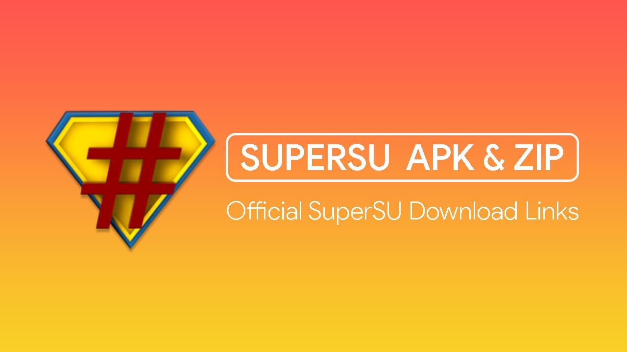 SuperSU Root Download