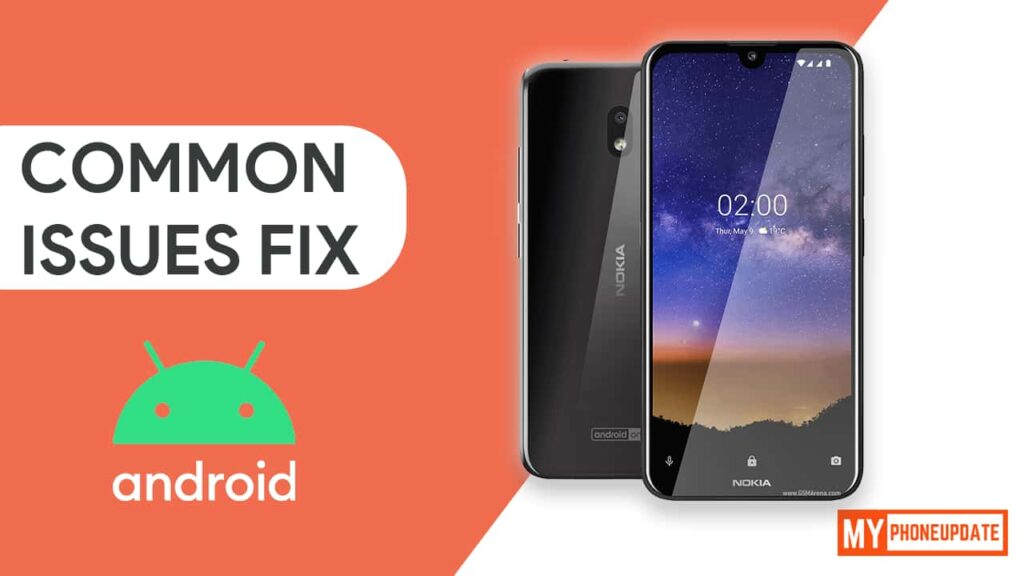 Nokia 2.2 Common Issues and Problems