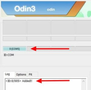 Odin Device Added