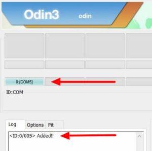 Odin Device Added