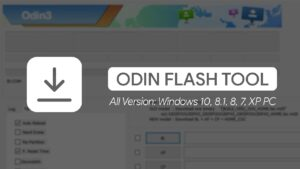 Odin Flash Tool