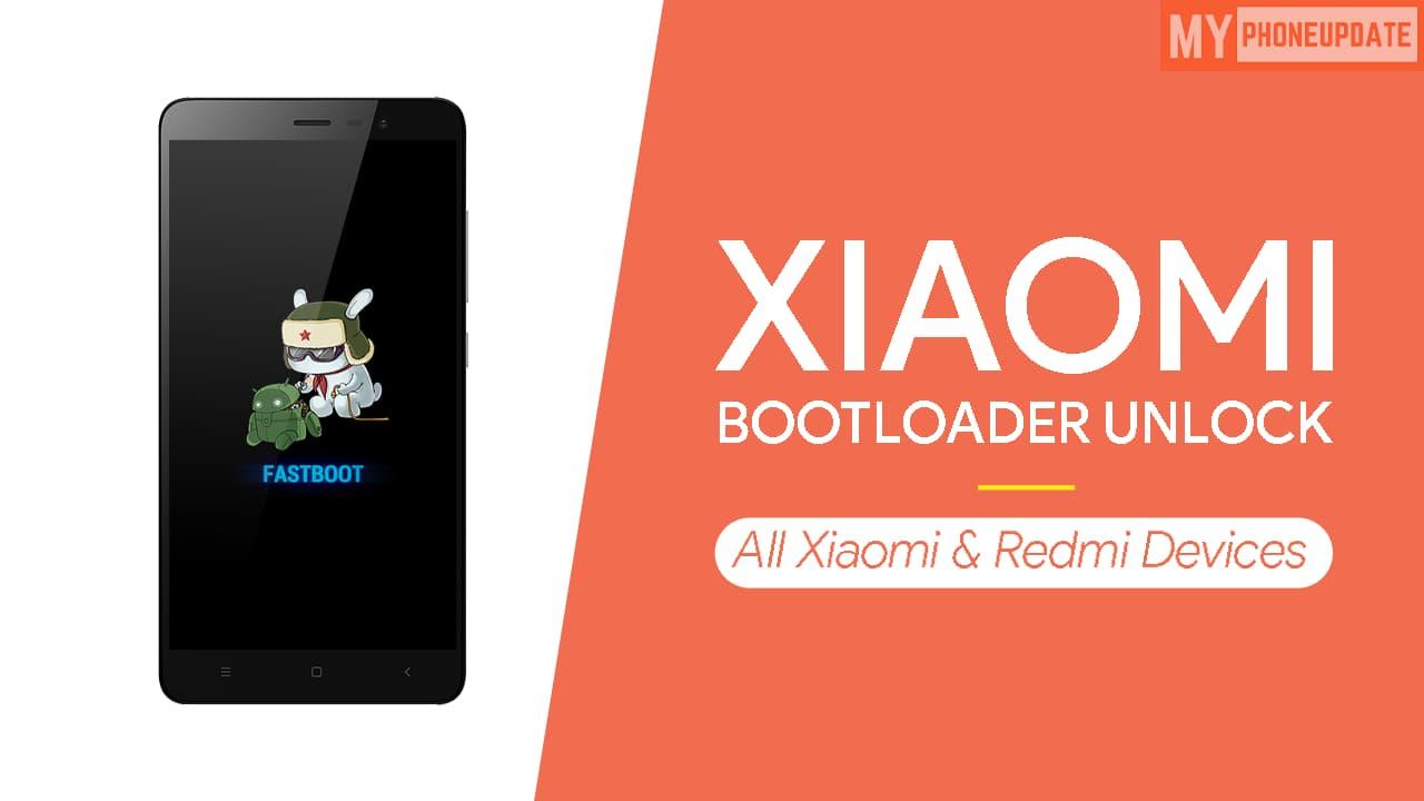 Unlock Bootloader Xiaomi Device