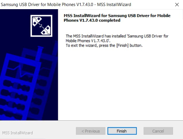 Install Samsung USB Drivers on Windows S5