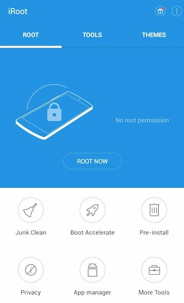 iRoot Android APK